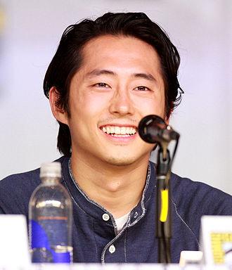 The Walking Dead (season 4) - Steven Yeun (Glenn Rhee)