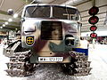 Steyr RSO01 tracked tractor, RSO stand for Raupenschlepper Ost (tracked tractor East) at Sinsheim pic2.JPG