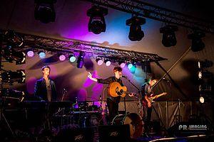 Sticks and Stones (Scottish band) - Image: Sticksandstones