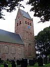 foto van Sint-Vituskerk. Hervormde kerk en toren