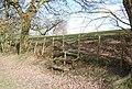 Stile west of Pattenden Farm - geograph.org.uk - 1768261.jpg