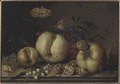 Still Life with Fruit and Shells (Balthasar van der Ast) - Nationalmuseum - 21926.tif