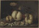 Still Life with Fruit and Shells (Balthasar van der Ast) - Nationalmuseum - 21926.tif