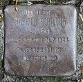 Stolperstein Eichborndamm 240 (Wittn) Sigrid Röhling.jpg