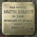 Stolperstein Verden - Martin Spanier (1899).jpg