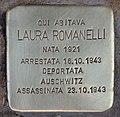 Stolperstein für Laura Romanelli (Rom).jpg