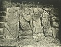 Stone Carving from Steps to the Right of Temple XII, Palenque (3675121457).jpg