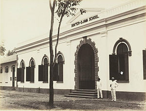 Museum of National Awakening - The facade of the building in the 1920s.