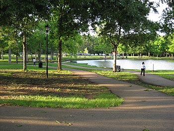 English: Strawberry Patch Park in Madison, Mis...