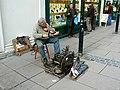 Street Musician, Burton Street, Bath - geograph.org.uk - 717161.jpg
