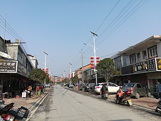 Shatian Township Township in Hunan, Peoples Republic of China