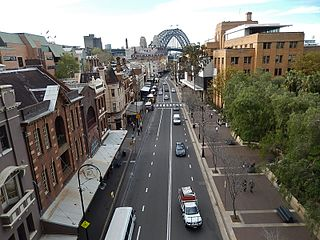The Rocks, New South Wales Suburb of Sydney, New South Wales, Australia