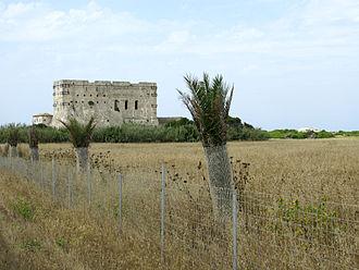 Strofades - The monastery on Strofades island