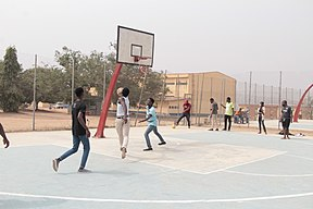Students Playing in the University of Ilorin. 43.jpg