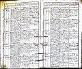 Subačiaus RKB 1832-1838 krikšto metrikų knyga 014.jpg