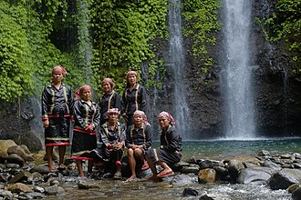 Subanon people - Subanen near Mount Malindang