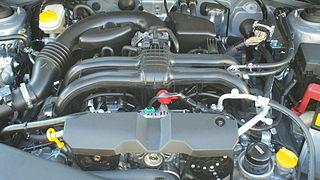 スバル・FB型エンジン