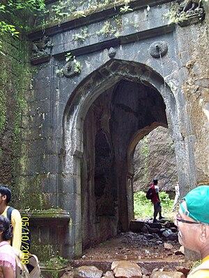 Sudhagad - Entrance of Sudhagad