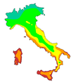 Sunshine duration in Italy.png