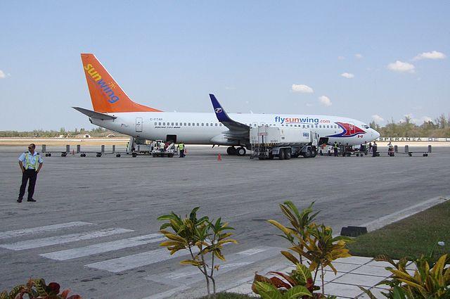 Frank País Airport