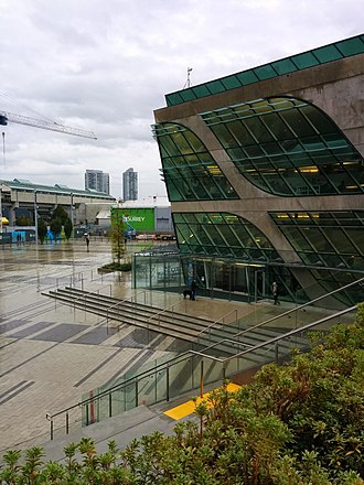 Surrey, British Columbia - Surrey Central Library