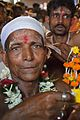 Sushil Panja - Thread Pierced Gajan Sannyasi - Bainan - Howrah 2015-04-14 8132.JPG