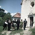 Svatje iz Rakovca v Vitanju 1963.jpg