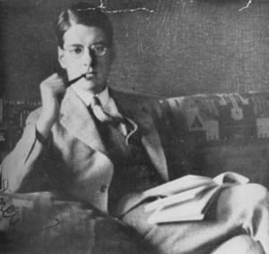 Sven Stolpe - Sven Stolpe (1905-1996) at the time of his literary debut in 1929