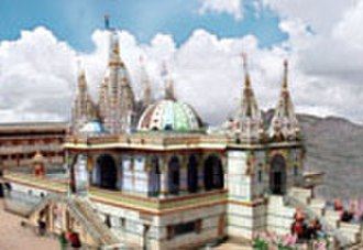 Shri Swaminarayan Mandir, Junagadh - The temple at Junagadh
