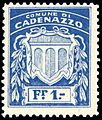 Switzerland Cadenazzo revenue 1Fr - 2.jpg