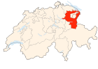 Switzerland Locator Map SG.svg