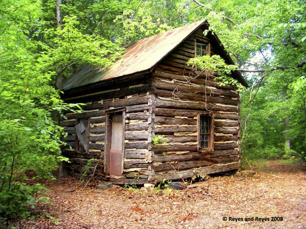 Patrick Robert Sydnor Log Cabin Wikipedia