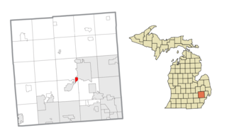 Sylvan Lake, Michigan City in Michigan, United States