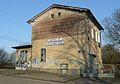 Szczecinek Chyze rail.station.JPG