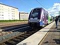 TER SNCF Z 24500 direction Mâcon-Ville arrivant en gare de Lyon-Vaise (mai 2019).jpg