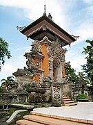TMII Bali Gate
