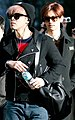 TVXQ going to a Music Bank recording in March 2014.jpg