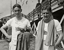 T O' Brien and RA Nisbet 1928.jpg