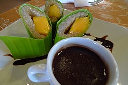 Tagaytay - Nurture Spa Suman at Tsokolate.jpg