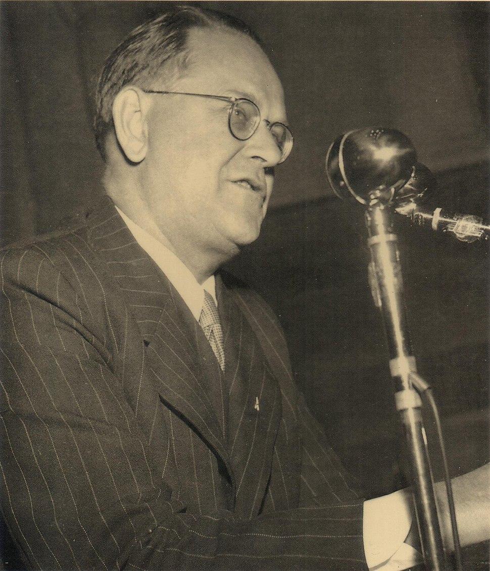 Tage Erlander 1952