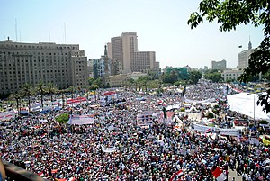 Tahrir Square, July 8th 2011