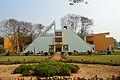 Takshashila Building - Srinivasa Ramanujan Complex - Indian Institute of Technology - Kharagpur - West Midnapore 2015-01-24 4914.JPG