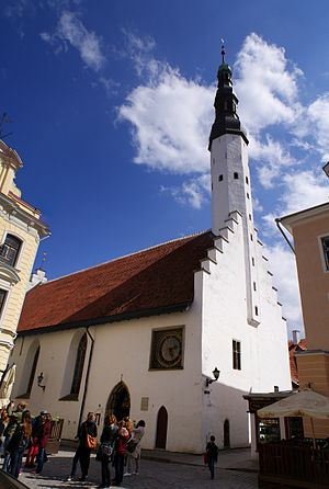 Church of the Holy Spirit, Tallinn - Church of the Holy Ghost, Tallinn