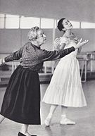 Margot Fonteyn -  Bild