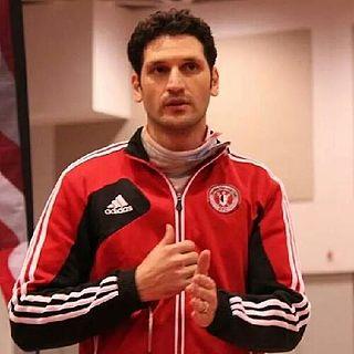 Tamer Mohamed Tahoun fencer