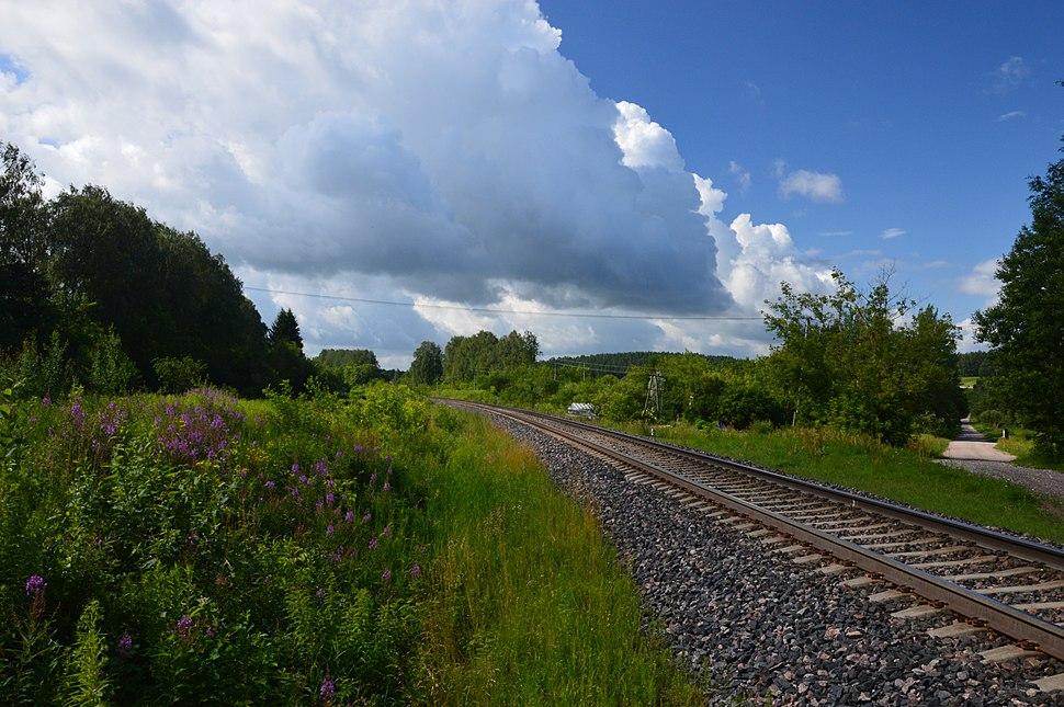 Tartu–Valga raudtee