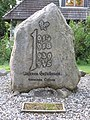 Tastruper Gedenkstätte für die Gefallenen des 1 WK und 2 WK, Tastrup 2014, Bild 03.jpg