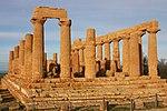 Temple of Hera - Agrigento - Italy 2015.JPG