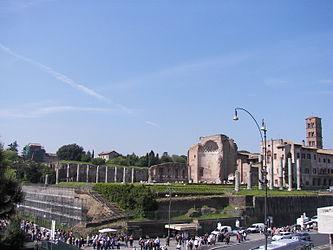 Temple of Venus and Santa Francesca Romana.jpg