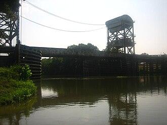Clayton, Louisiana - The Tensas River at Clayton, Louisiana